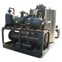 Cheap Flake Ice Machine For Seafood Warehouse for sale