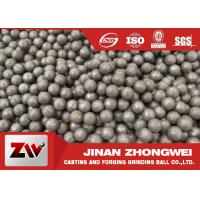 Cheap High Hardness Forged and Cast Grinding Steel Balls for Mining Used wholesale