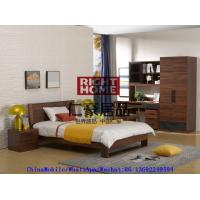 Cheap 2016 New Nordic design by Wlalnut Kids Bedroom Furniture in Single bed and Nightstand with Reading Bookcase for sale