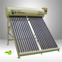 Buy cheap unique style dual-core compact non-pressure solar water heater from wholesalers