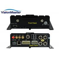 China 4 channel Video Input 1080P Mobile DVR Compression h264 With GPS / Wifi / 3G on sale