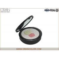 Cheap Flower Shape Pressed Makeup Face Powder Foundation For Combination Skin for sale