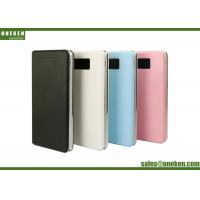 Cheap Ultra Thin 8000mah Lcd Display Power Bank And Usb Chargers For Cell Phones wholesale