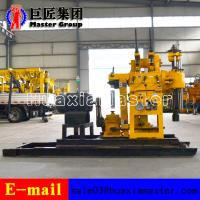 Cheap HZ-200Y Hydraulic rotary 200meters water drilling machine for sale for sale