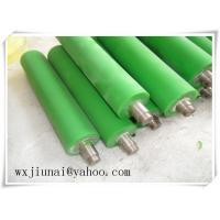 Cheap Environmental Polyurethane Coating Rollers high strength for Coal Mining for sale