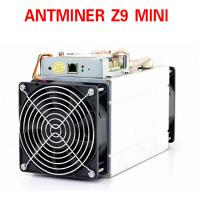 Cheap 65db Bitmain Antminer Z9 mini hashrate 10k Sol/s miner with Equihash hashing algorithm for sale