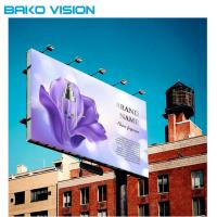 Cheap P5 P8 P10 IP65 Outdoor Waterproof Led Advertising Panels SMD High Brightness for sale