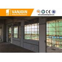 China Voice Resistance Soundproof Partioning interior concrete wall panels Noise Insulation on sale