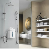China Easy Install Promote Metabolism  Bath Shower Filter on sale