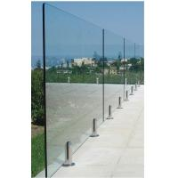 Australian Standard Toughened Glass for Swimming Pool Fence with Polished Edges