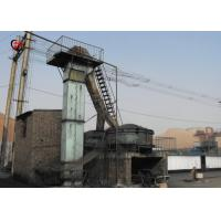 China TDG Rubber Belt Bucket Elevator Chemical Flour Traction For Ores on sale