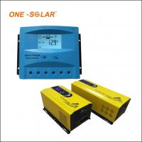 Cheap Blue 10A 12V solar pwm charge controller in bangladesh , pwm battery charger for sale