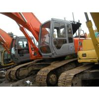 Cheap Japan Hitachi Used Tracked Excavators / Second Hand Diggers For Sale for sale