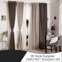 Cheap Elegant style hot sale ployster linen fabric for sale
