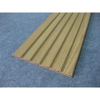 Cheap UV-Protective PVC Plastic Door Extruion Profiles WPC Wall Plank Environmental for sale