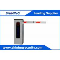 Cheap Electrical Gate Arms Barrier Gates / Parking Control Gates For Highway Or School for sale