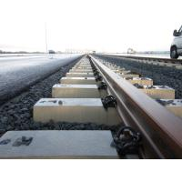 Chinese standard Light Rail, steel crane rail with customized length