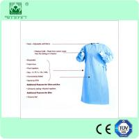 Disposable Sterile Standard Surgical Gown/Reinforced Surgical Gown for Hospital