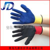 Cheap JD630 Latex Coating Nylon Gloves for sale