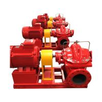 China 200 gpm 1500 gpm 4 inch 160 hp Electric Motor Water Fire Pump on sale