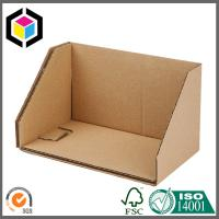 Buy cheap Corrugated Cardboard Corner Protector; Brown Corrugated Board Corner Guards from wholesalers