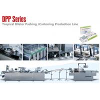 Cheap High Sealed Tropical Blister Packing Line for Generic Medical Blister Packaging for sale
