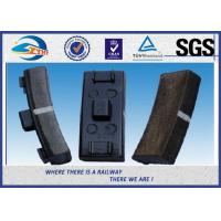 Quality Composite Railway Brake Blocks Color Track Braking Parts in Railroad wholesale