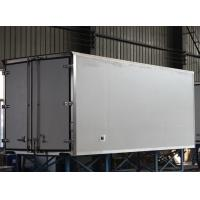 Cheap Fiberglass Sandwich Panels Commercial Truck Refrigerator Thermal Insulation for sale