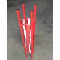 Buy cheap Powder Coated Expandable Safety Barriers Temporary Expandable Fence Barrier from wholesalers
