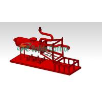 China Durable Mud Gas Separator DN200mm Gas Discharge Pipe 1900 * 1900 * 5700mm API Certificate on sale