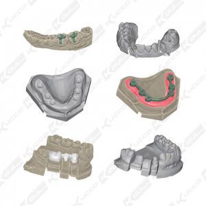 Quality Dental 3D Scanner Identica white light cad cam solution laser 3d scanners wholesale