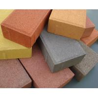 Cheap Plaza And Villa Perforated Concrete Pavers Paving Block Bricks For Building Decoration for sale