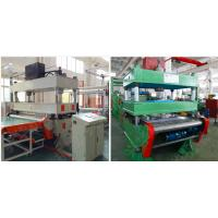 Buy cheap Electric Tile Cutter / Carpet Cutting Machine Thick Materials And Non Woven from wholesalers
