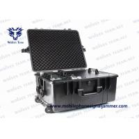 Buy cheap Military Waterproof 20 - 6000Mhz VIP Protection Defence Vehicle Bomb Jammer from wholesalers