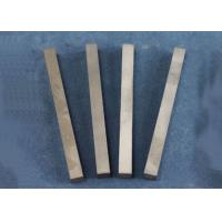 Cheap Costum Tungsten Carbide Strips / Hard Alloy Strip High Wear Resistance for sale