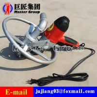 Cheap 1200W electric drilling rig machine Portable small water well drilling rig for sale for sale