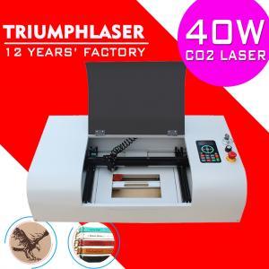 laser engraving rubber st machine