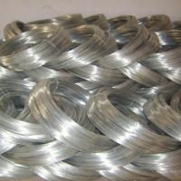 Quality hot-dipped/elector galvanized wire wholesale