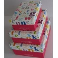 Cheap Colorful gift box set for sale