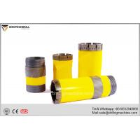 Cheap Bx Nx Hx impregnated diamond core drill bits Geological Drilling Atlas Quality for sale