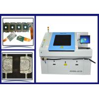 Cheap 12W 15W 18W UV Laser PCB Depanel / PCB Depanelizer With High Cutting Precision wholesale