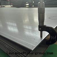 China Color Coated Polished Aluminum Checkered Sheet Thickness 1.5mm - 6mm , Diamond Plate Sheet on sale