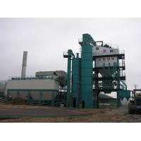 Cheap 300T Dead Weight 680KW Asphalt Dry Batching Plant With 50T Butimen Tank for sale