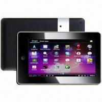 Cheap Tablet PC, built-in 3G and GPS, supports Bluetooth for sale
