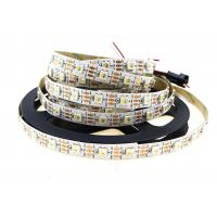 Cheap SK6812 4 In 1 Magic RGB LED Strip SMD 5050 Individual Addressable Self Adhesive for sale