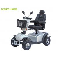 Cheap 6Km - 15Km / H Powerful 4 Wheel Off Road Mobility Scooter 1000W 24V Motor for sale