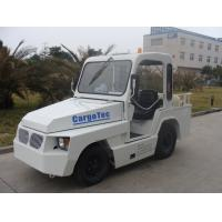 Buy cheap 25 KN Draw Bar Pull Baggage Towing Tractor Automatic / Manual Transmission from wholesalers