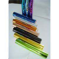 China Hot stamping foil for textile on sale