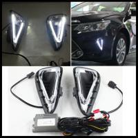 Cheap For Toyota Camry DRL LED Light conducting LED daytime running lights DRL car accessory for sale