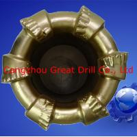 China Diamond Core Bit for water well drilling on sale